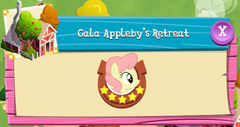 Gala Appleby's Retreat residents