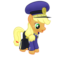 Col. Applejack outfit