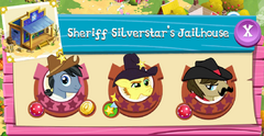 Sheriff Silverstar's Jailhouse Residents Image