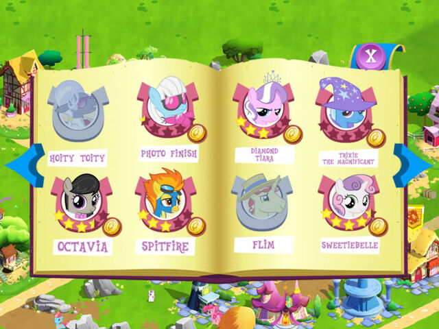 File:Trixie the Magnificant, Sweetiebelle, and others album.jpg