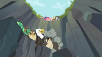 Finalists about to race Rainbow Dash S2E7