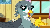 """Gabby """"that was the first thing I tried"""" S6E19"""