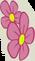 Bubblegum Blossom cutie mark crop S5E16