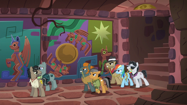 File:Caballeron holds Rainbow and Quibble hostage S6E13.png