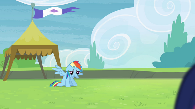 File:Rainbow Dash indecisive S4E10.png