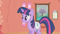 Twilight With Her Saddle S1E11