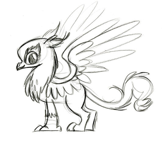 File:Gilda sketch by Lauren Faust.jpg