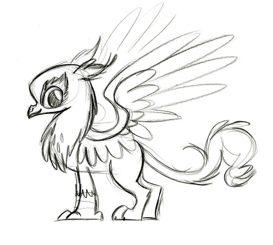 Griffons | My Little Pony Friendship is Magic Wiki ...