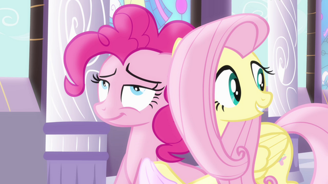 File:Fluttershy beside Pinkie Pie S4E01.png