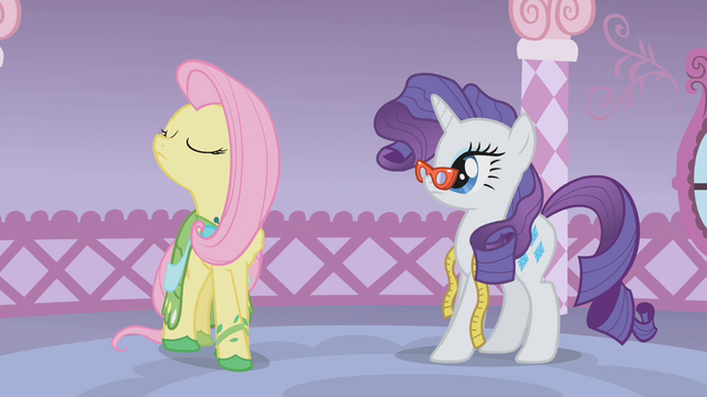 File:Fluttershy finishes her speech S1E14.png