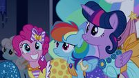 Pinkie Pie big grin S5E7