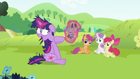 Twilight Sparkle, Smarty Pants and CMC S2E03