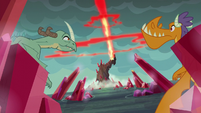 Dragons see bloodstone scepter's surge S6E5