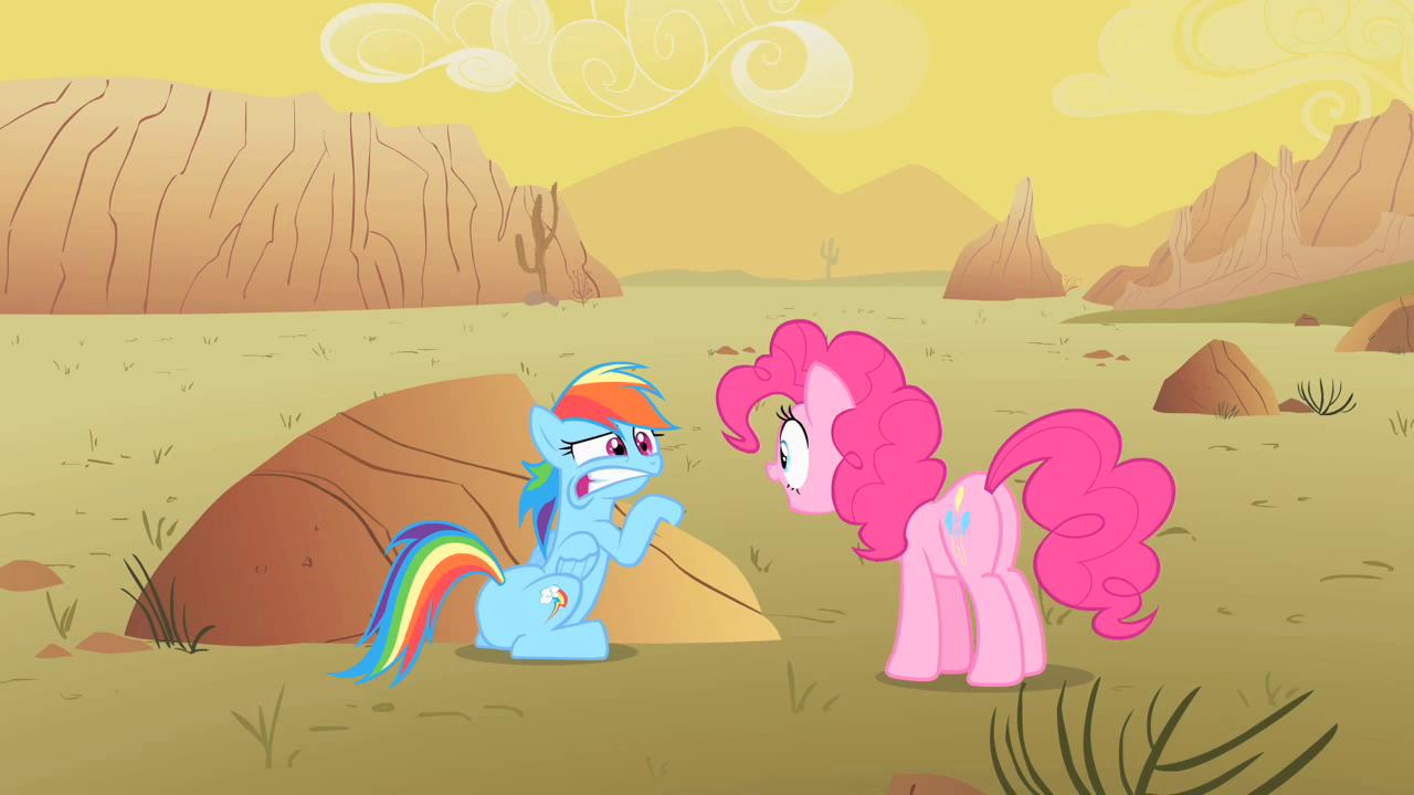 "Image - Pinkie Pie ""Oh my gosh, so am I!"" S1E21.png | My ..."