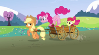 Pinkie Pie 'Next time I'll pull you' S3E3