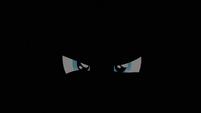 Pinkie Pie eyes with black background S4E12