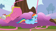 Rainbow Dash frustrated S2E8
