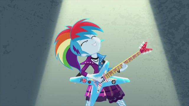 File:Rainbow Dash rocking out hard EG2.png