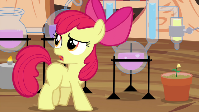 "File:Apple Bloom ""I'm afraid I'll never get the hang"" S4E15.png"