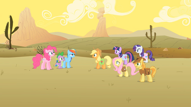 File:Main 6, Spike, and Braeburn shortest rescue ever S01E21.png