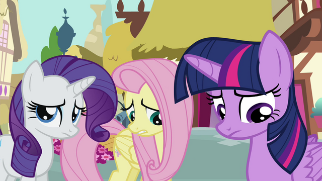File:Fluttershy hesitant to explain S4E18.png
