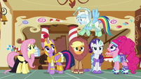 """Rainbow Dash """"you're being serious"""" S5E21"""