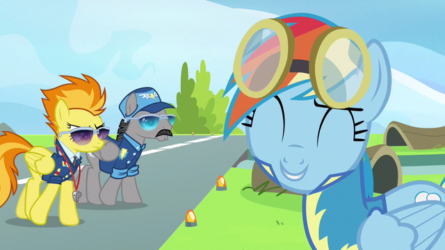 File:Rainbow Dash adorable side S3E7.png