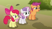 """Scootaloo """"we've talked it over"""" S6E19"""