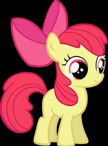 File:FANMADE Apple Bloom with black background.jpg