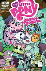 Friends Forever issue 21 cover RE