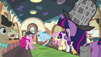 "Twilight Sparkle ""Common sense, Pinkie!"" S2E24"