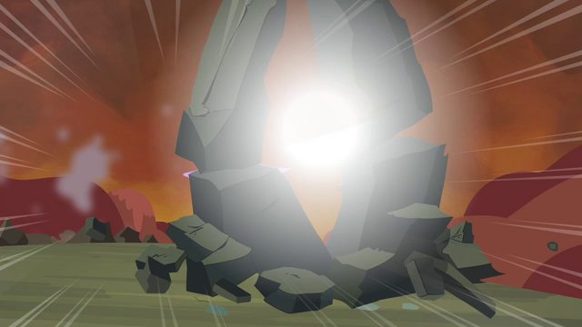 File:Twilight destroys a rock 3 S4E26.png