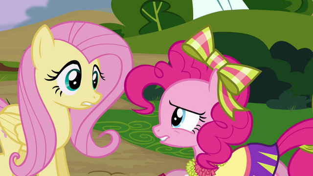 File:Fluttershy correcting herself S4E10.png