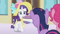 Rarity doing here S2E9