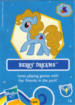 Wave 7 Berry Dreams collector card