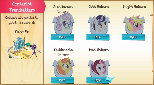 File:Canterlot Trendsetters collection MLP mobile game.png