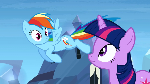 File:Discussion between Twi and Rainbow Dash S3E12.png