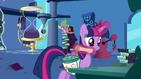 """Spike """"Have you been awake all night?"""" S5E12"""