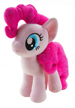 4th Dimension Entertainment Pinkie plushie