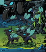 FIENDship is Magic issue 5 Changelings whole