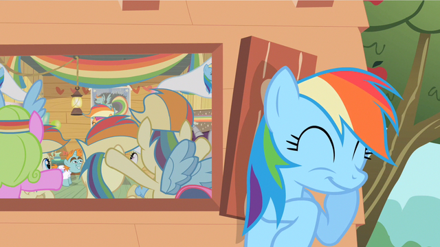 File:Rainbow Dash giggling S2E8.png