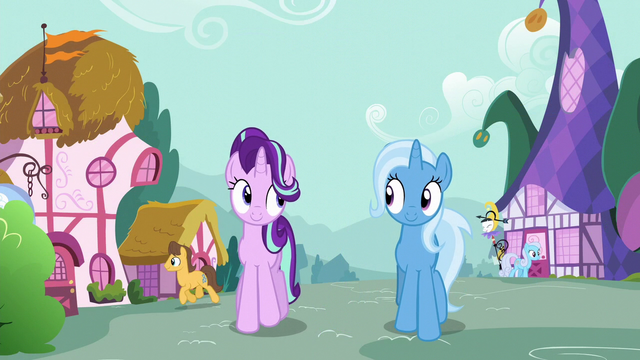 File:Starlight and Trixie walking together S6E6.png