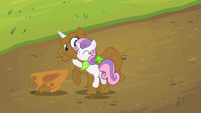Sweetie Belle Rarity S2E5