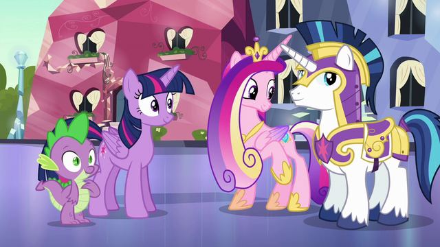File:Twilight and Cadance look toward Flurry Heart S6E16.png