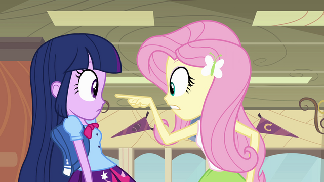 File:Fluttershy warns Twilight about Sunset EG.png