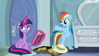 """Rainbow Dash """"don't stop there!"""" S6E13"""