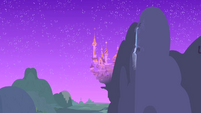 Canterlot from afar S1E26