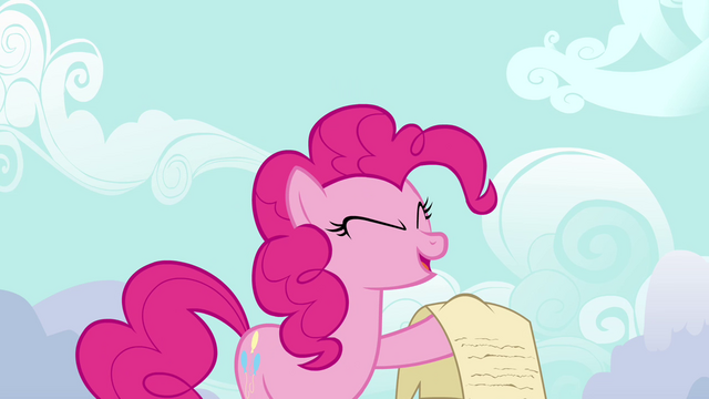 File:Pinkie Pie holding up scroll S4E09.png