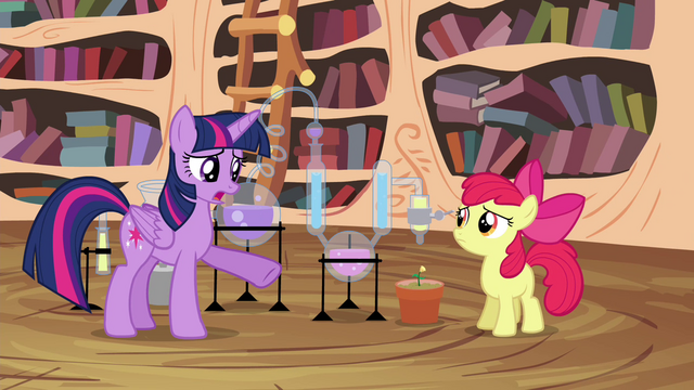 "File:Twilight ""Did you follow the magic plant-growing formula"" S4E15.png"