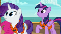 "Twilight ""accidentally knocked over your boat"" S6E22"